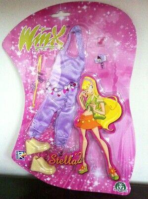 2005 Winx Club ABITO TECNA Versione TRENDY per Bambola 32 cm MOC