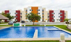 Departamento en VENTA en Cancún, Quintana Roo, Residencial Nautilus, Modelo Abetos.
