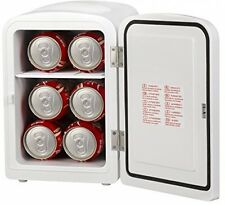 6 Can Mini Fridge Games Room Drinks For Kids Movie Den Office Diet Supplements