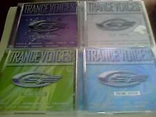 Trance Voices  Vol.9,10,11,12,13,14,15,16       Sammlung