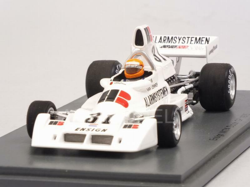 Ensign N174 GP Netherlands 1975 Gijs.Van Lennep 1 43 SPARK S5301
