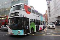 New bus for London - Borismaster LT500 6x4 Quality Bus Photo