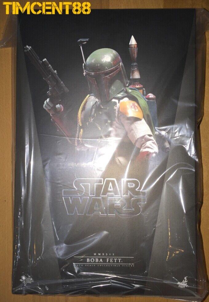 heta leksaker MMS312 stjärnornas krig Episod EP VI Returnering av Jedi 1  6 Boba Fett New