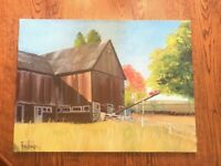 Barn Painting Kijiji In Ontario Buy Sell Amp Save With