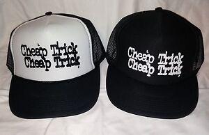 d1a7fe120b4cef Cheap Trick hat punk kbd ac/dc motorhead mc5 deep purple beatles t ...