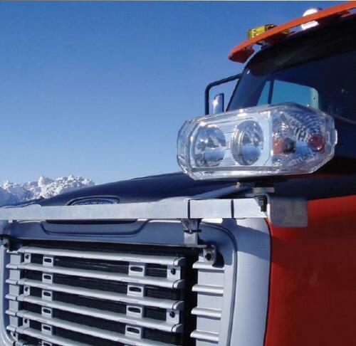 1 pair Hamsar snow plow light In Box NEW Halogen Snowplow Headlamp Kit