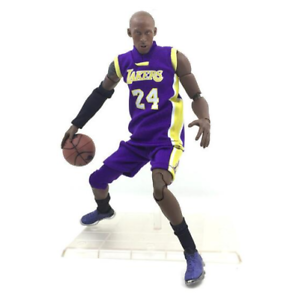 NEW Kobe Bryant lakers 24 Jersey Action Figure Vinyl Collecti Gift souvenir
