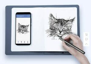 36-Notes-Tablet-Handwriting-Drawing-on-Paper-to-Smartphone-Tablet