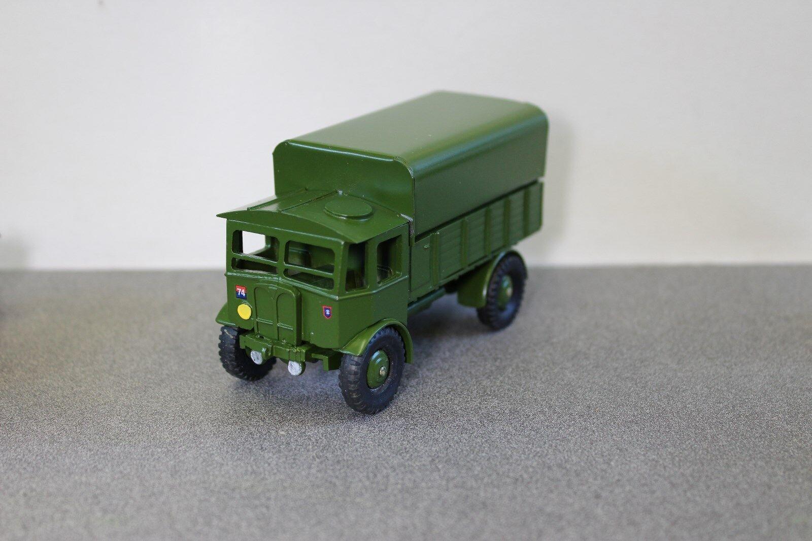 Dinky B & B AEC Matador Heavy Artillery Tractor Code 3