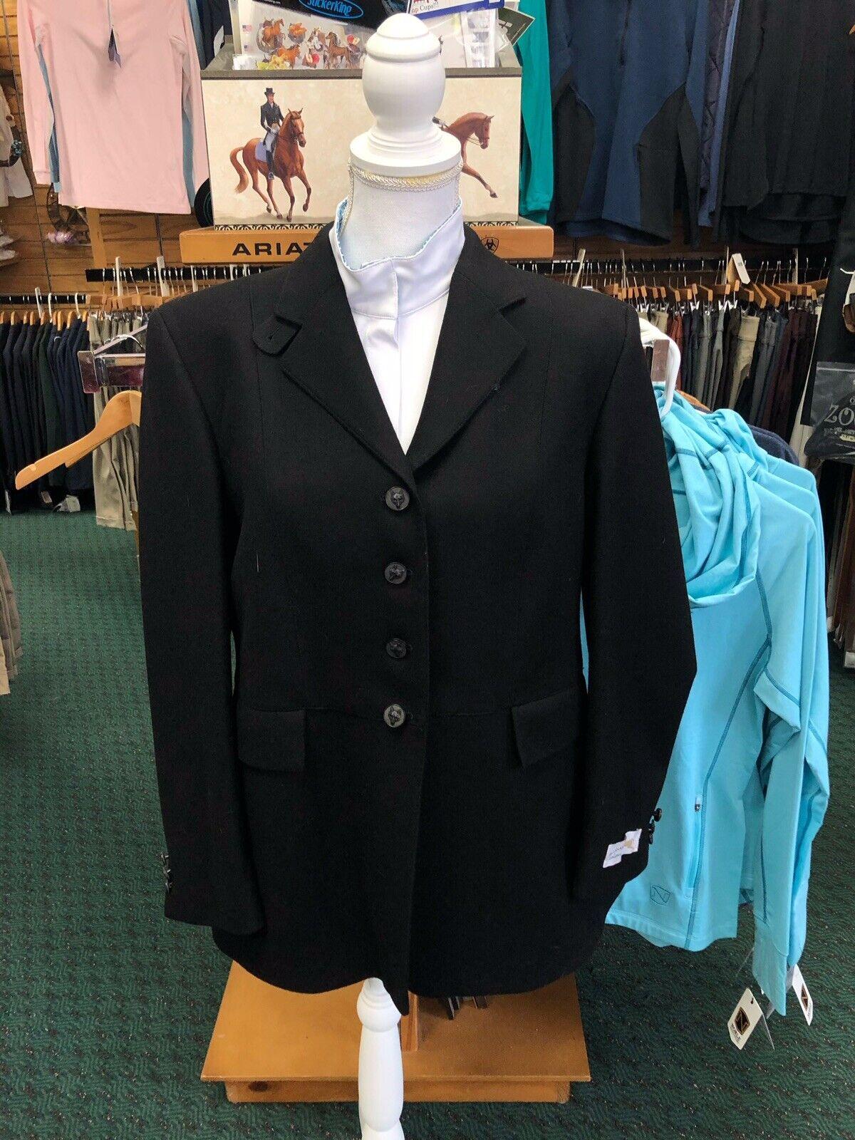 14R RJ classeic Piaffe Dress mostrare Coat