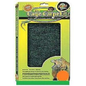 Zoo Med Carpet 24x12 Quot 15 Long Or 20 High Gallon 2pk
