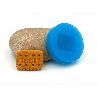Moule Miniature Biscuit Rectangulaire en silicone Neuf