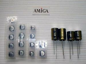 AMIGA-600-Re-capping-Capacitor-Kit-HIGH-Quality-PANASONIC-4000-Hours