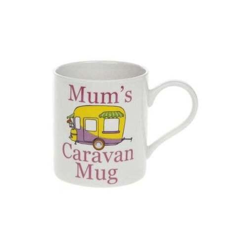 Leonardo Mums Caravan Mug