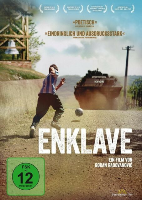 Goran Radovanovic - Enklave, 1 DVD