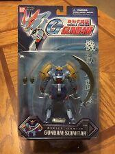 Bandai Mobile Suit Fighter Scimitar G Gundam MSIA Action Figure Lot