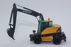 NZG-VOLVO-Excavadoras-moviles-EW-160-de-ruedas-1-50-NUEVO-EN-emb-orig