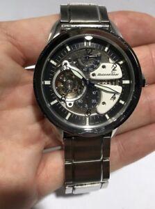 deb46ef1f48 Image is loading Rare-Orient-Watch-Retro-Future-Skeleton-Automatic-Watch-