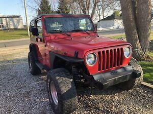 1999 Jeep TJ