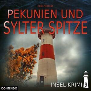 INSEL-KRIMI-09-PEKUNIEN-UND-SYLTER-SPITZE-INSEL-KRIMI-CD-NEW-ALBRODT-ERIK