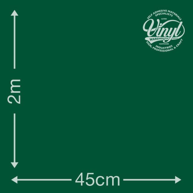 2mx45cm DC FIX GLOSSY GREEN STICKY BACK PLASTIC SELF ADHESIVE VINYL FILM RAL6016
