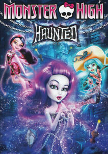 MONSTER-HIGH-HAUNTED-DVD
