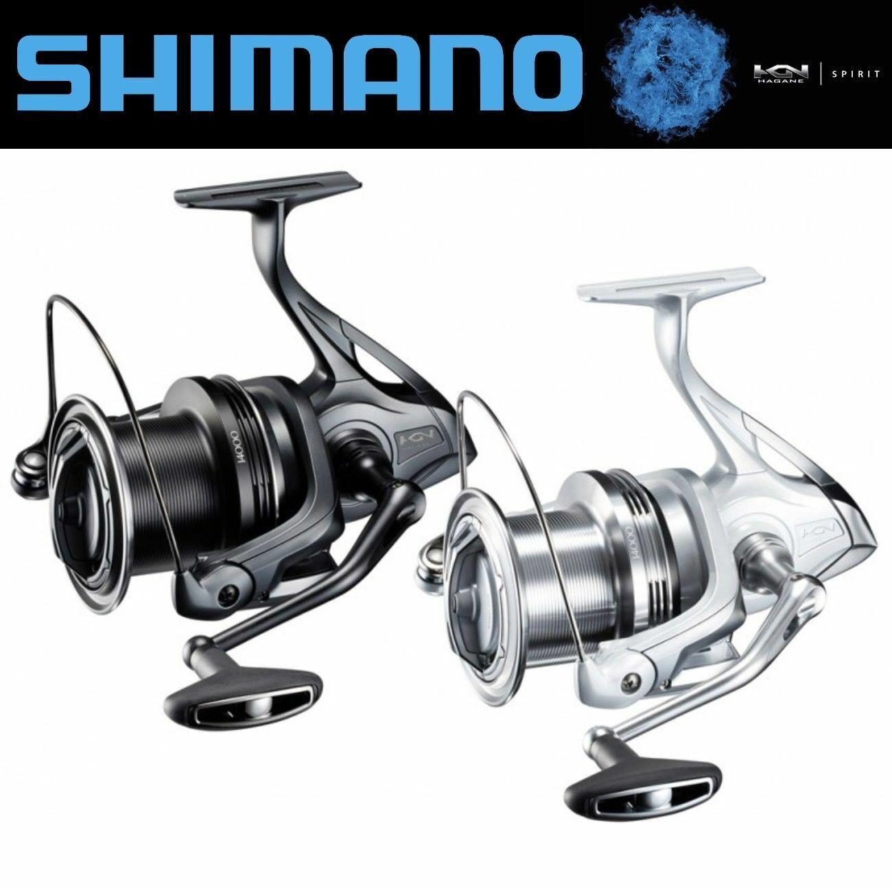 Carrete Shimano Surf Big Pit Aero Technium Mgs 14000 XTC xsc