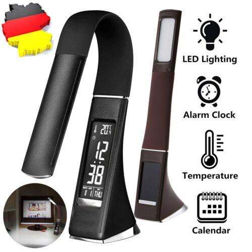 5W LED Schreibtischlampe Touch Lese-Lampe dimmbar Tischlampe Nachttischlampe DHL