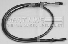 1.4 91-98 FKS2037 FIRST LINE SPEEDO CABLE fits Renault Clio 1.2
