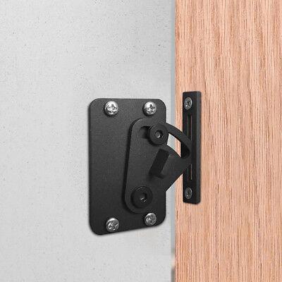 Stainless Steel Lock For Sliding Barn Door Wood Door Latch