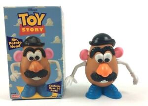Details About Disney Pixar Toy Story Mr Potato Head Original Figure Playskool 1995 With Box