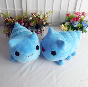 bugcat capoo cosplay blue cute cat toy 30cm stuffed plush cartoon