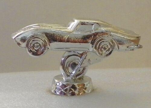 Vintage Stingray Silver Metal Trophy Topper