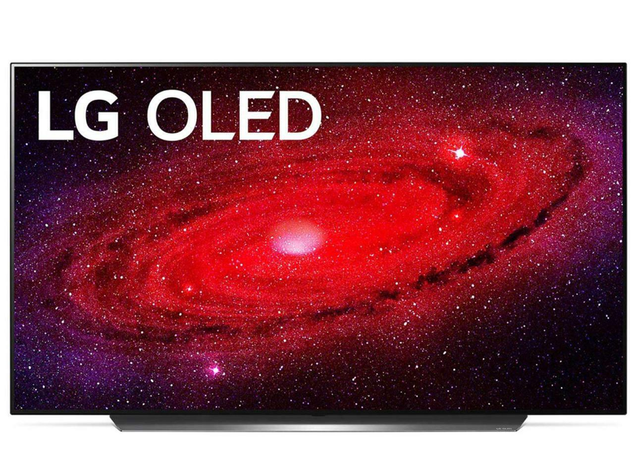 4K OLED Smart TV LG Television CX 65 2160p AI Apple Airplay2 Homekit Bluetooth. Available Now for 3250.00