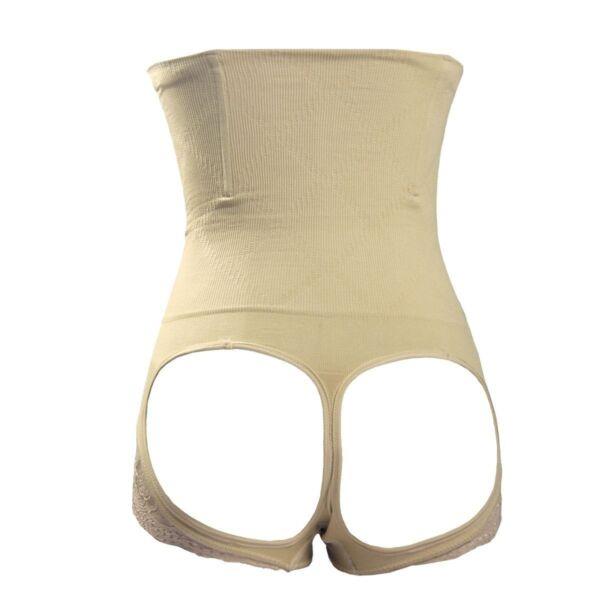 Po PUSH UP Slip Panty Sexy Unterhose Mieder Body-Former Hotpants Contur Polster
