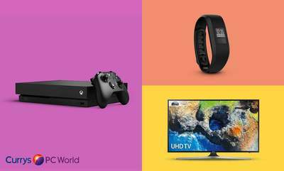 Hot Black Friday Deals - Tech