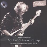 Michael Schenker Group - Hard Rock Legends - (Vinyl 2LP - 2016 - UK - Original)