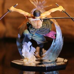 Anime One Piece ronoa Zoro Ghost PVC Action Figure Collection Figurine Jouet Cadeau