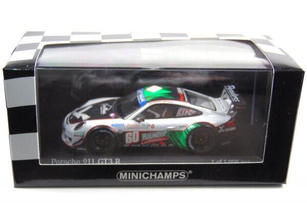 Porsche 911 gt3 r no. 60 prospeed competition-Belcar 2011 (Goossens soulet)