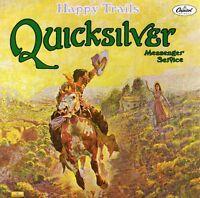 Quicksilver Messenger Service - Happy Trails [new Cd] on sale