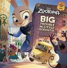 Zootopia Big Trouble in Little Rodentia by Various (Paperback / softback, 2016)