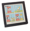 Hallmark-Peanuts-Lucy-and-Snoopy-Kindness-Cartoon-Framed-Art-Quoted-Sign-New 縮圖 1