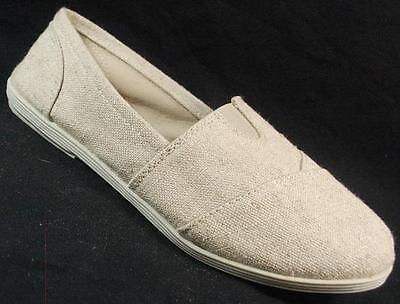 SODA Womens OBJECT TAN Fashion Slip On Loafers  PADDED Footbed Shoe SZ 7