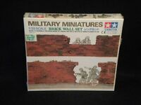 Tamiya Brick Wall Set Kit - CA128 - 35028