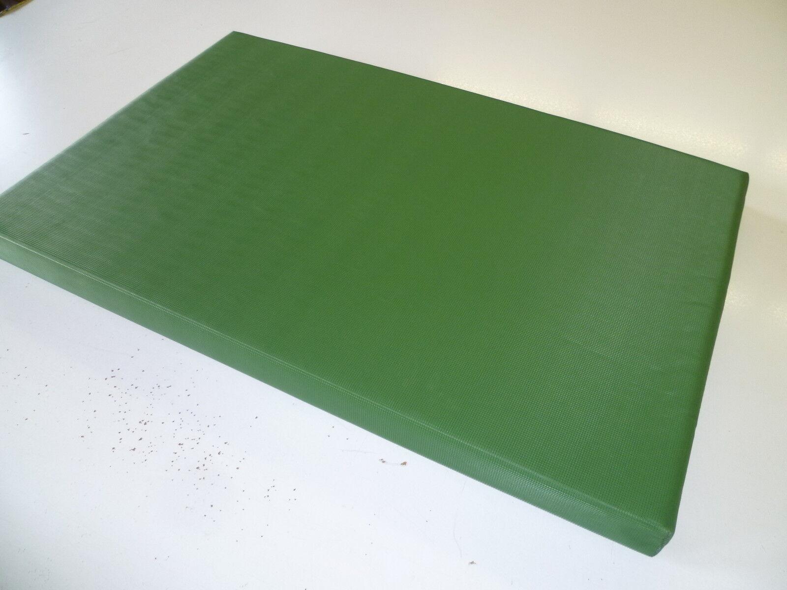 Turnmatten-Turnmatte - 150x100x6 cm  --------------GRÜN