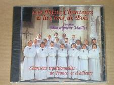 741 // LES PETITS CHANTEURS A LA CROIX DE BOIS CD NEUF