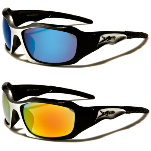 Xloop Sunglasses Sports Wrap Around Cycling Running Full UV400 Protection