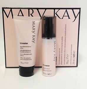 Mary-Kay-TIME-WISE-MICRO-DERMABRASION-Plus-Set-NEUF