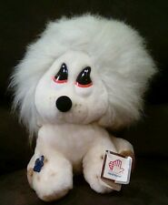 Applause Plush Clive Sheep Dog Vintage 1984 Crazy Hair