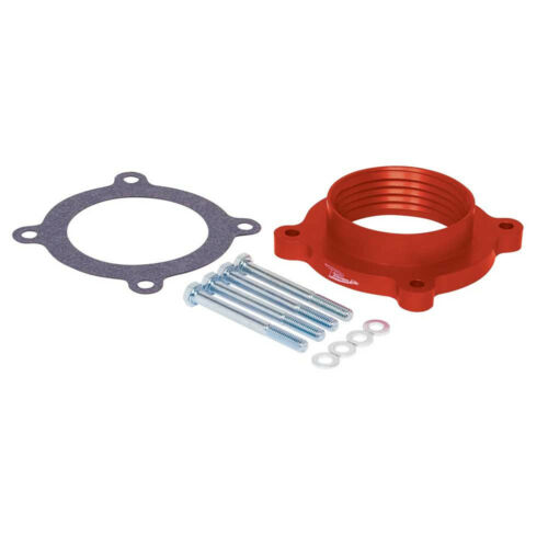 Airaid 310-616 PowerAid Throttle Body Spacer 07-11 Jeep Wrangler JK 2.8L 3.8L